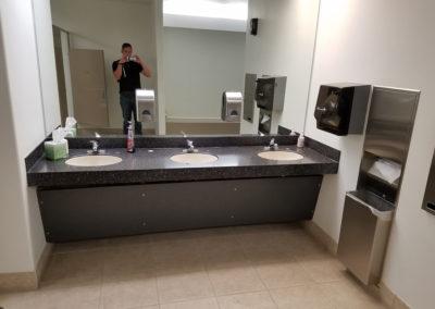 EML – Restroom Remodel - Before